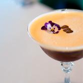 Cóctel Expresso Martini -Restaurante Sargo Madrid