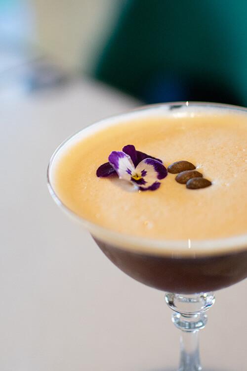 Expresso Martini   Coctelería Restaurante Sargo Madrid