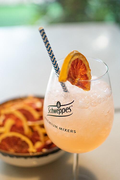 Italicus Spritz   Cócteles Restaurante Sargo Madrid